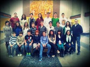 3ºE de la ESO curso 2012-2013